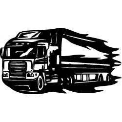 Truck Aufkleber 1