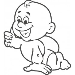 Autoaufkleber: Babyaufkleber 5 Autoaufkleber, Autodesign, Aufkleber selber gestalten