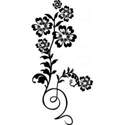 Blume 23 Aufkleber