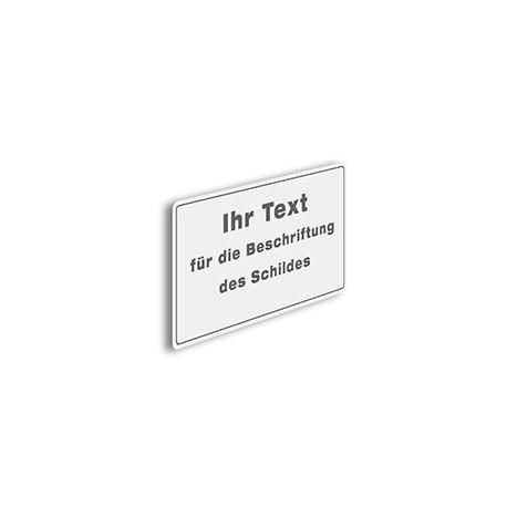 Aufkleber: Schilder - Werbetechnik
