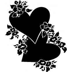 Wall Sticker Flower 4