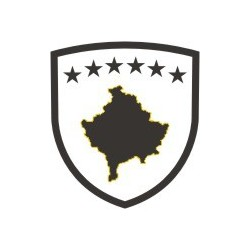 Aufkleber Kosovo 2