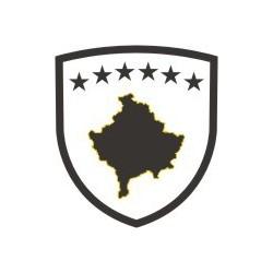 aufkleber autoaufkleber fl�gel, wolf, hund, babyaufkleber Aufkleber Kosovo 2