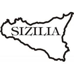 aufkleber autoaufkleber fl�gel, wolf, hund, babyaufkleber Wandtatto Sizilia