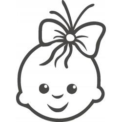 Autoaufkleber: Babyaufkleber 24 Autoaufkleber, Autodesign, Aufkleber selber gestalten