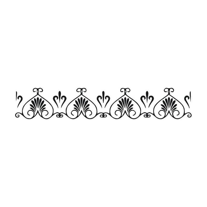 Aufkleber f r auto autoaufkleber mit dekorativen mustern f r das verkleben von autot ren - Pferde bordure kinderzimmer ...