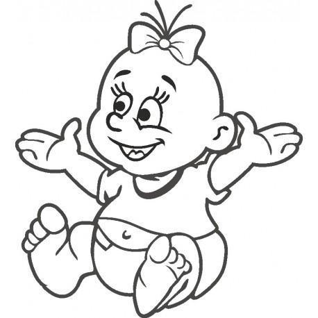 Aufkleber: Babyaufkleber 11
