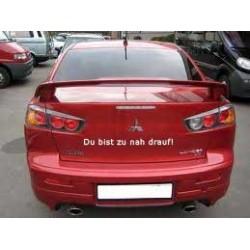 Bitte nicht zuparken - Fluchtfahrzeug