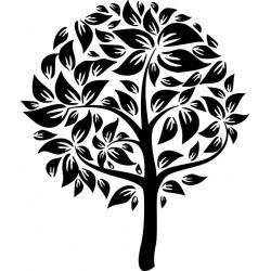 Autoaufkleber: Baum 3 - Hochzeit Beschriftungen, Autoaufkleber, Webetexte, Werbetechnik