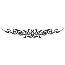 Autoaufkleber: Heckscheibenaufkleber Tattoo 105 Autoaufkleber Tiere, Blumen viele Motive