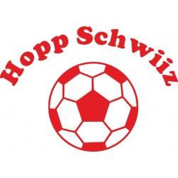 Hopp Schwiiz Autoaufkleber4