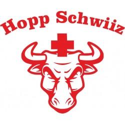 Hopp Schwiiz Stier
