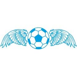 Aufkleber Fussball 4