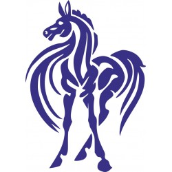 Pferd Aufkleber 29